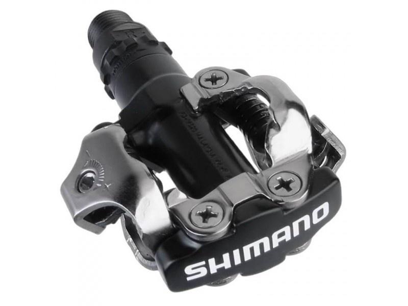 Pedály SHIMANO PD-M520 SPD - bílé