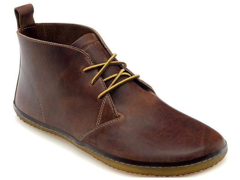 Vivobarefoot GOBI II M Leather Tobacco (Hopewell) - velikost 46