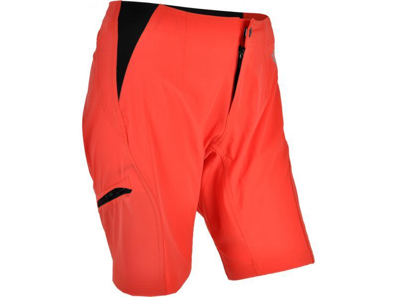 SILVINI dámské MTB cyklistické kalhoty INVIO WP379 losos - Velikost L