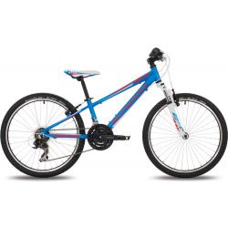 Superior XC 24 Racer blue-red-white 2015