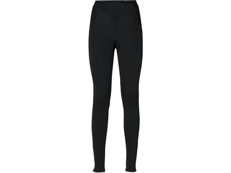 Dámské zateplené kalhoty VAUDE Advanced Warm Pants II bez vložky - black 05732 010 - Velikost 36