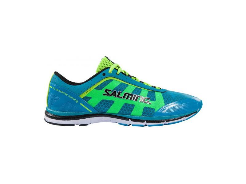 SALMING Speed Men Cyan Blue - velikost UK 11