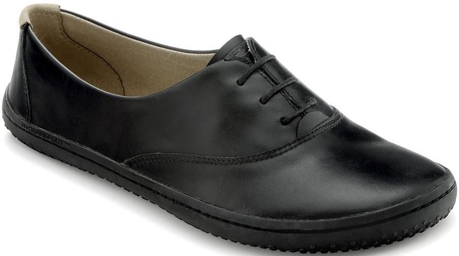 Vivobarefoot JOY L Leather Black - velikost 39
