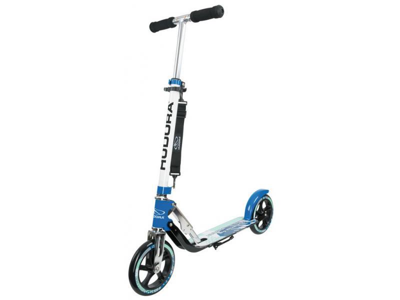 Koloběžka Hudora Big Wheel 205 - modrá 14749