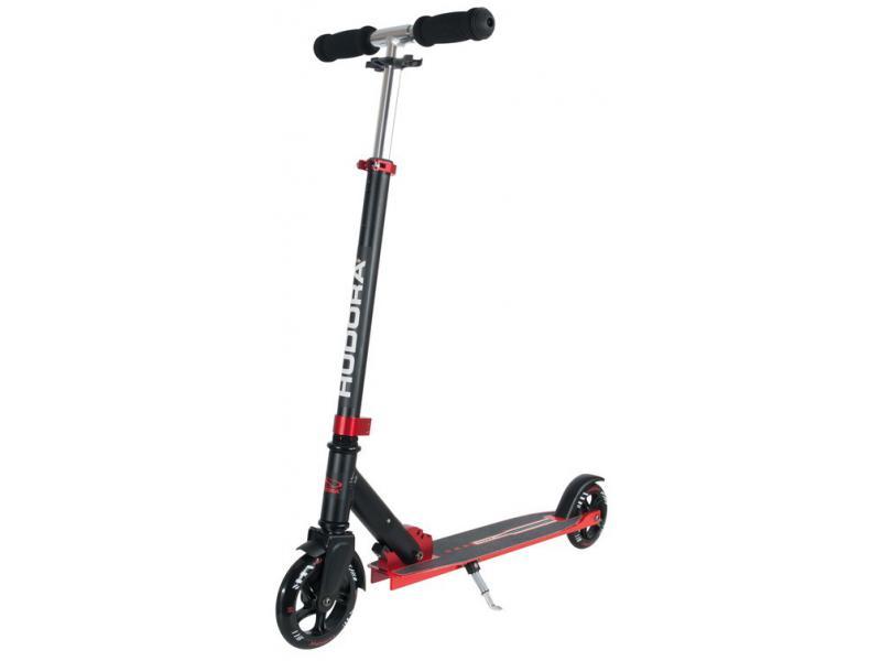 Koloběžka Hudora Big Wheel Bold 145 - červená 14254