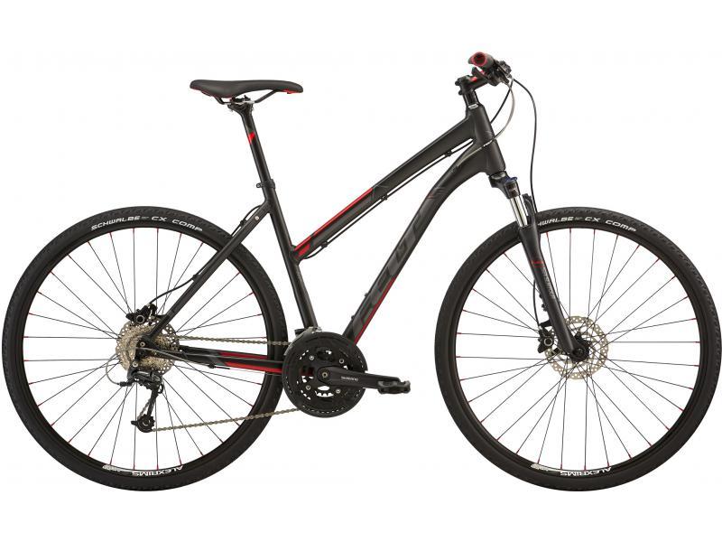 Dámské krosové kolo Felt QX80 2016 - Velikost rámu 44 cm