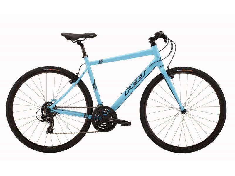 Pánské krosové kolo Felt Verza Speed 50 modrá 2016 - Velikost rámu 51 cm