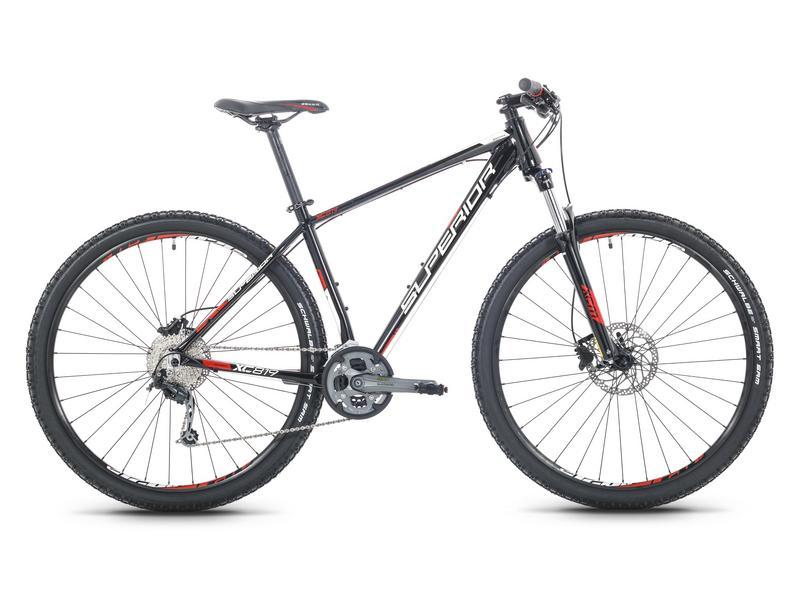 Superior XC 819 2016 - velikost 50cm (L-20)