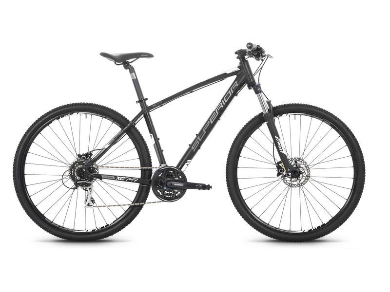 Superior XC 749 2016 - velikost 50cm (L-20)