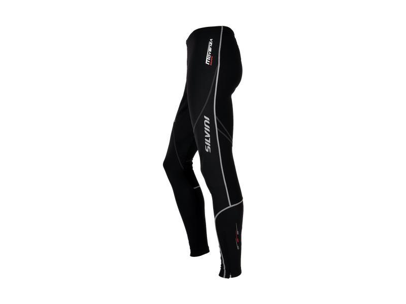 Pánské kalhoty celomembrána Silvini Movenza MP53 black - velikost 3XL