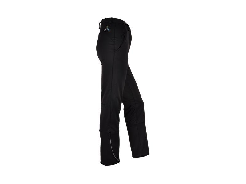 Softshell dámské kalhoty Silvini Borgo WP325 black - velikost M