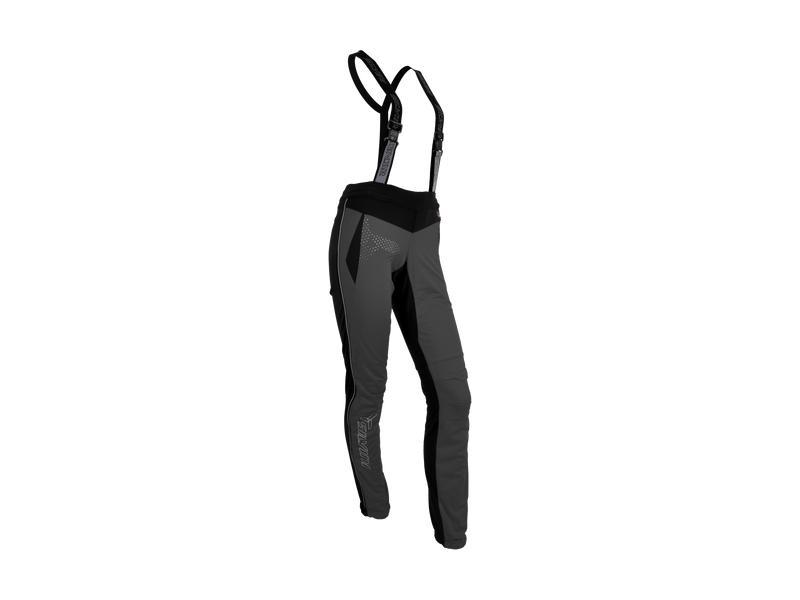 Softshell dámské kalhoty Silvini Pro Forma WP321 charcoal - velikost M