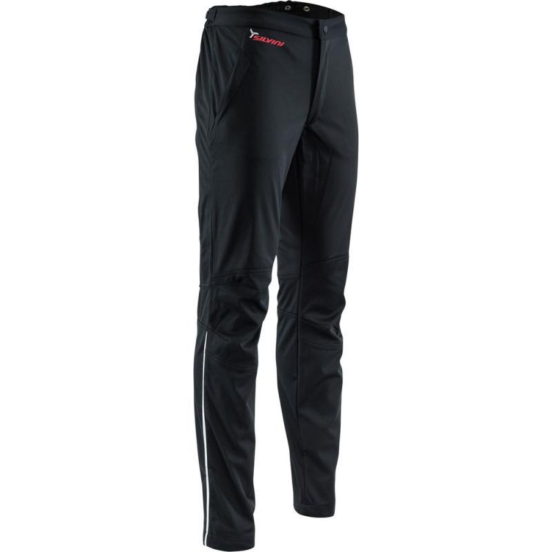 Softshell kalhoty dámské Silvini Mia WP319 black - velikost M