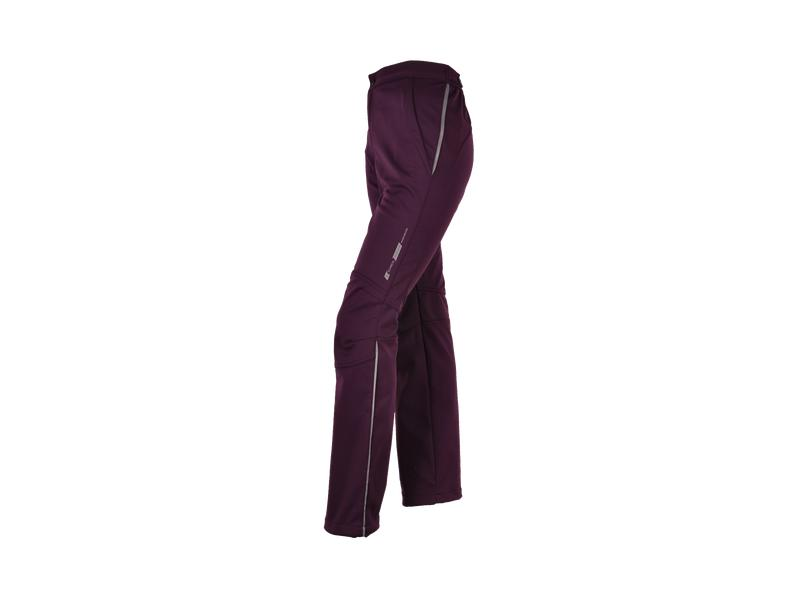 Softshell kalhoty dámské Silvini Mia WP319 purple - velikost M