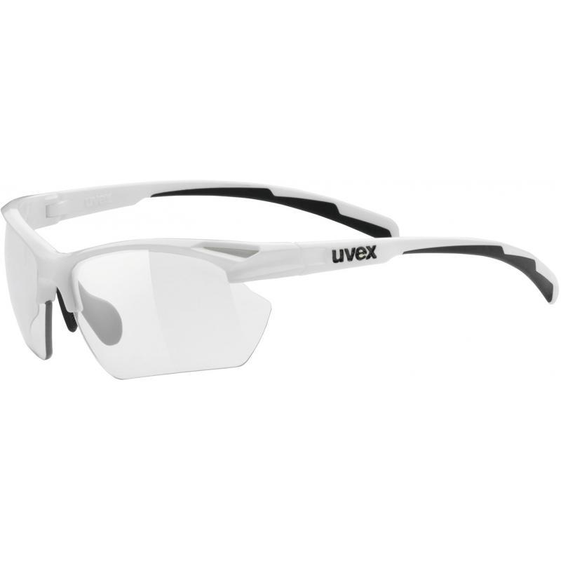 Brýle UVEX SPORTSTYLE 802 SMALL VARIO, WHITE (8801)