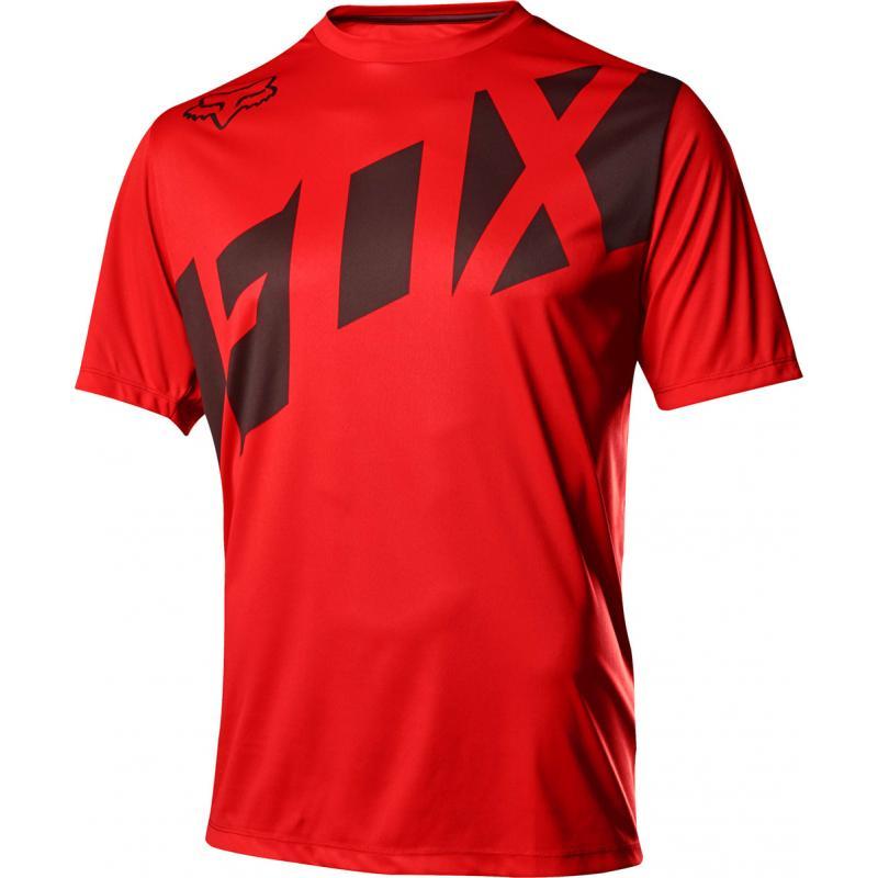 FOX Racing Ranger Ss - pánské, red 16619-003 - velikost XL