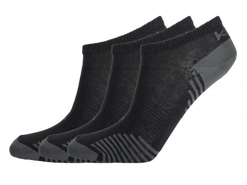 KILPI AVRAHAM ČERNÁ ponožky - Velikost 43-46