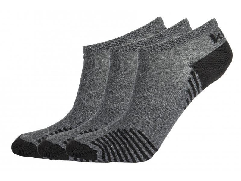 KILPI AVRAHAM ŠEDÁ ponožky - Velikost 43-46