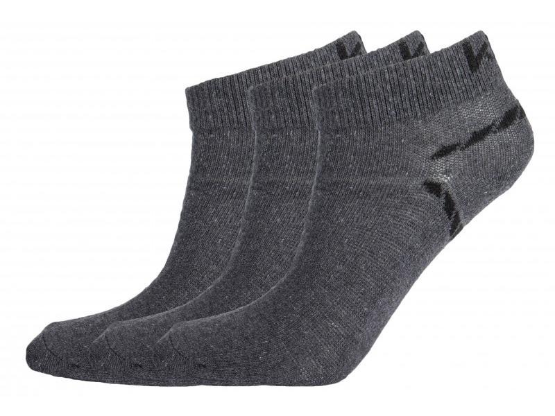 KILPI BARTLET ŠEDÁ ponožky - Velikost 43-46