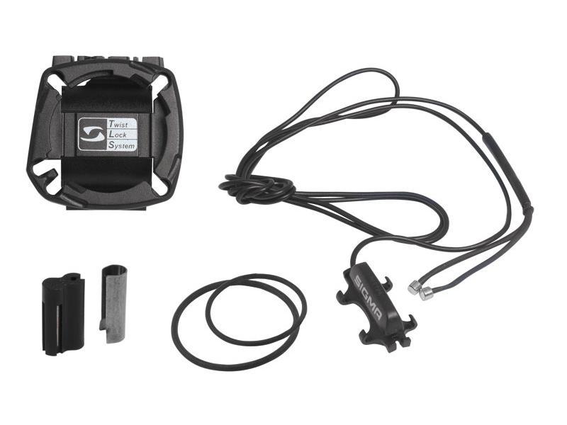 Držák SIGMA s kabeláží 00428
