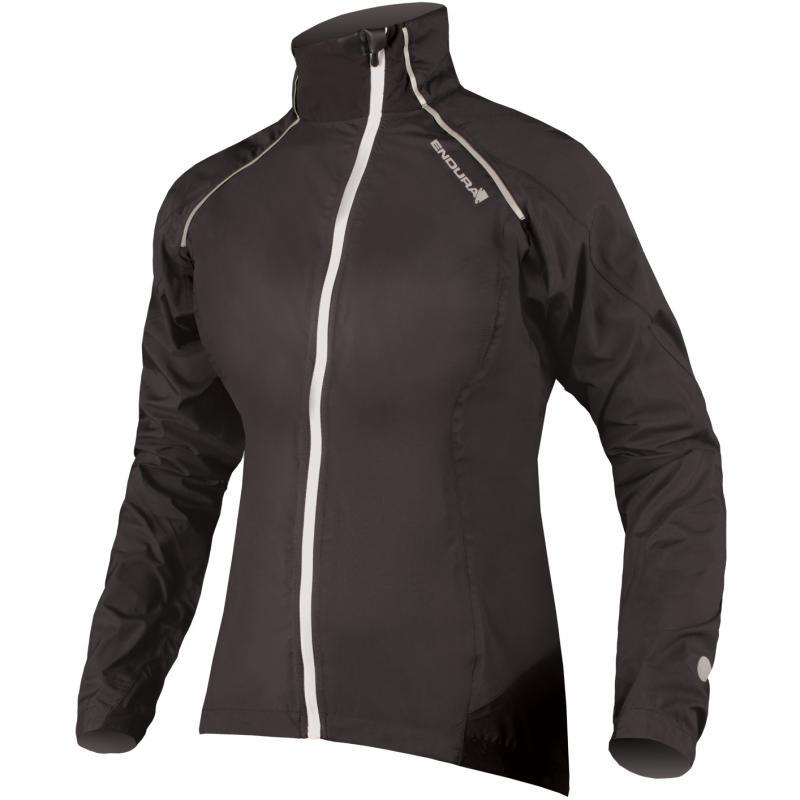 Dámská bunda Endura WOMENS HELIUM JACKET - černá - E9037 - velikost M