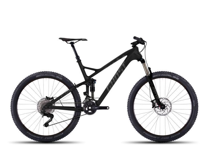 GHOST SL AMR LC 6 black/black 2016 (27,5) - velikost 48cm (M - 19)