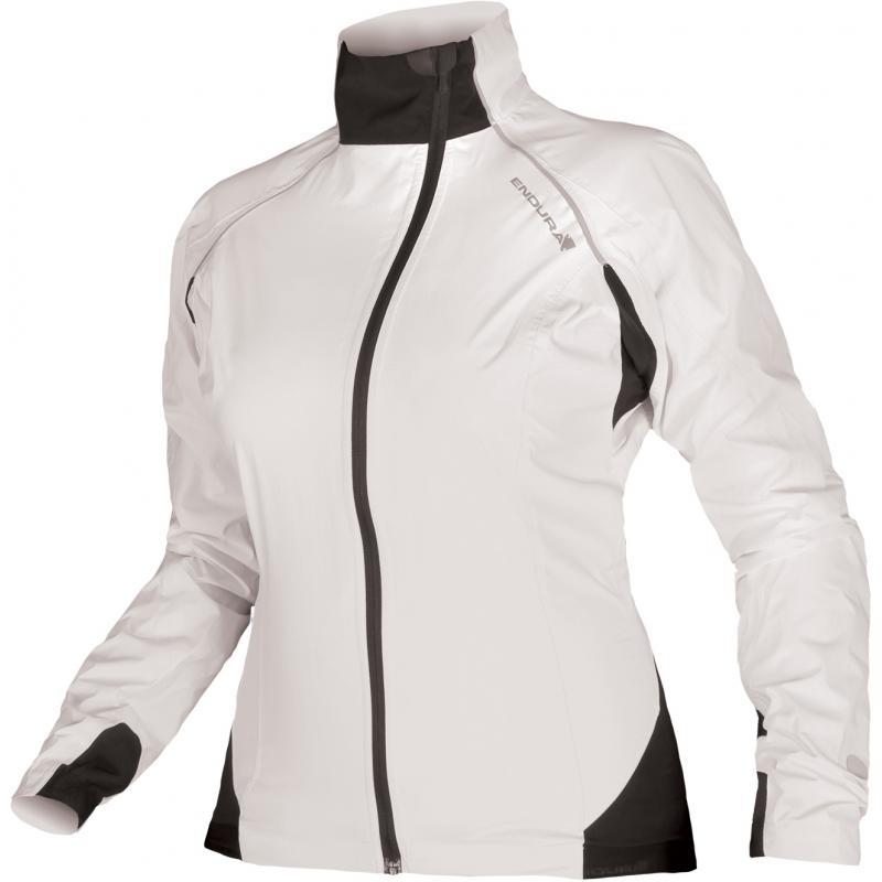 Dámská bunda Endura WOMENS HELIUM JACKET - bílá - E9037W - velikost L