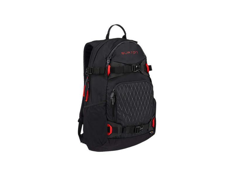 Batoh BURTON RIDERS PACK 25L 11038103005 Black Condura
