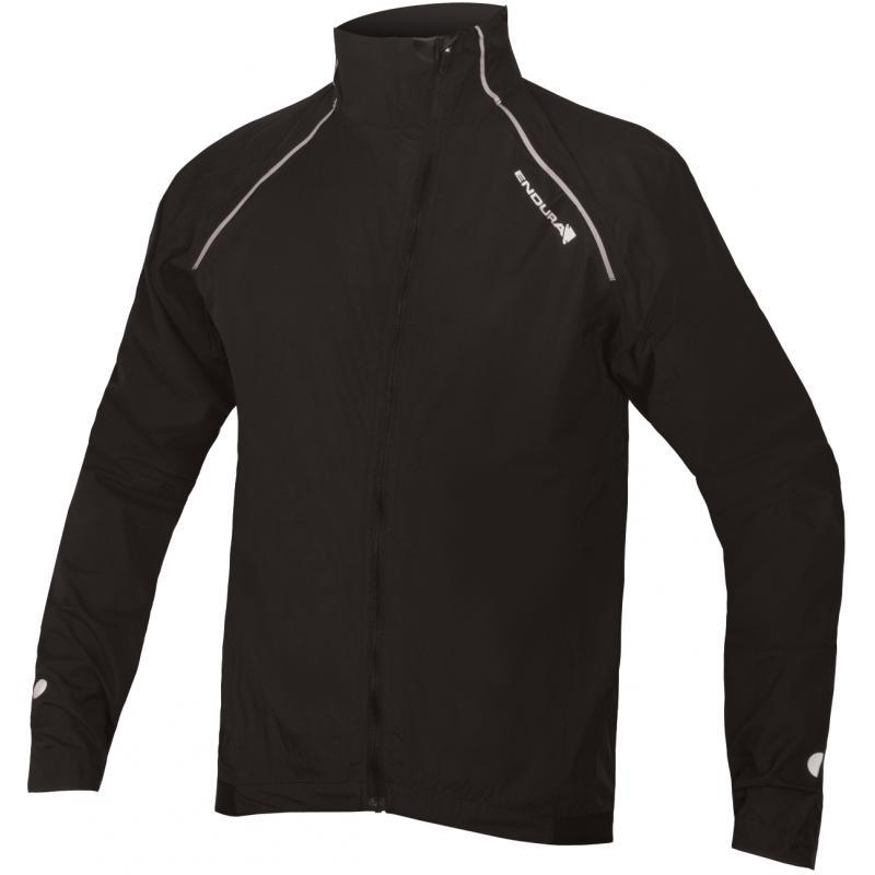 Pánská bunda Endura HELIUM JACKET - černá - E9023BK - velikost L