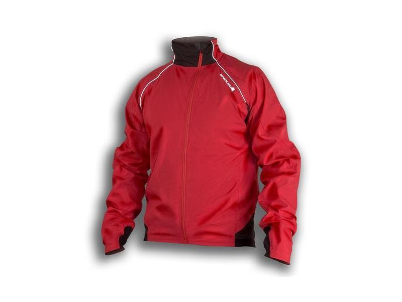 Pánská bunda Endura HELIUM JACKET - červená - E9023R - velikost L