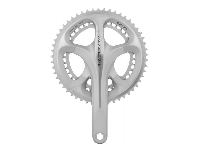 Shimano Ulterga FC-6700 - 172,5 mm, šedé