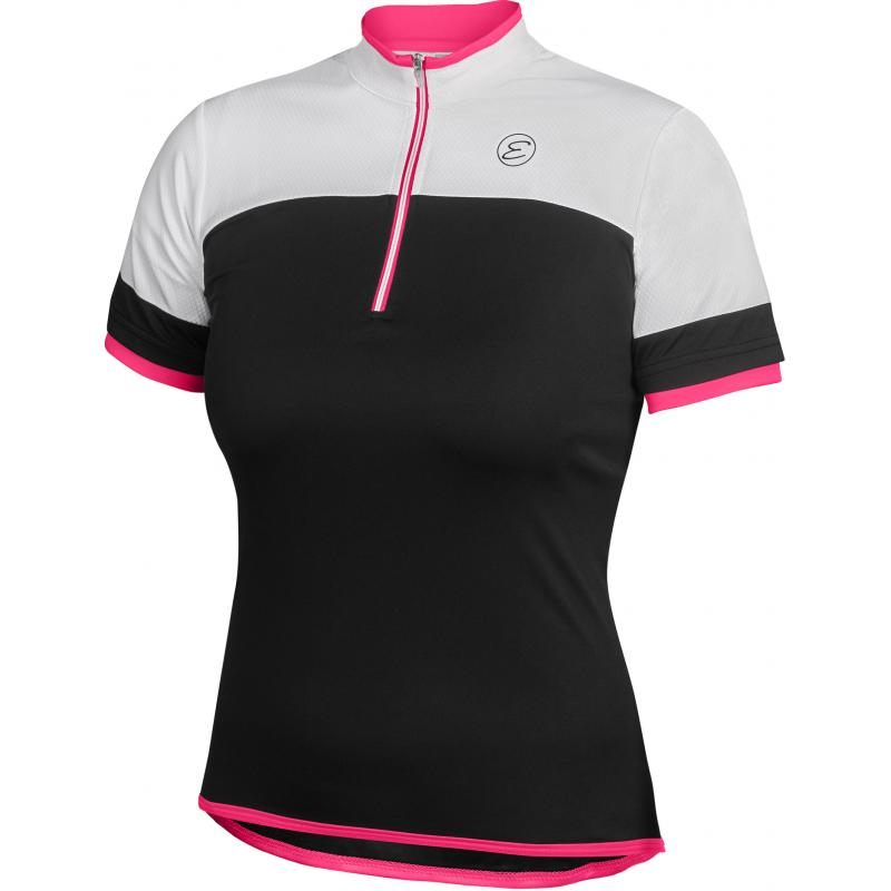 0cd3b2665 Dres Etape CLARA - dámský, černá/růžová | Bike-Eshop.CZ