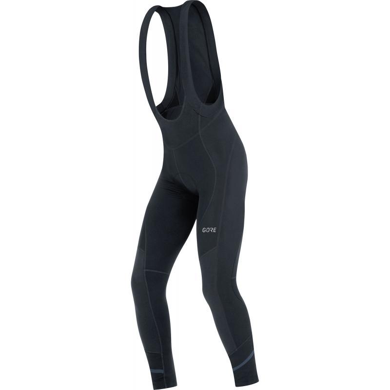 Kalhoty Gore C5 Thermo Plus - pánské, elastické, lacl, černá - Velikost M