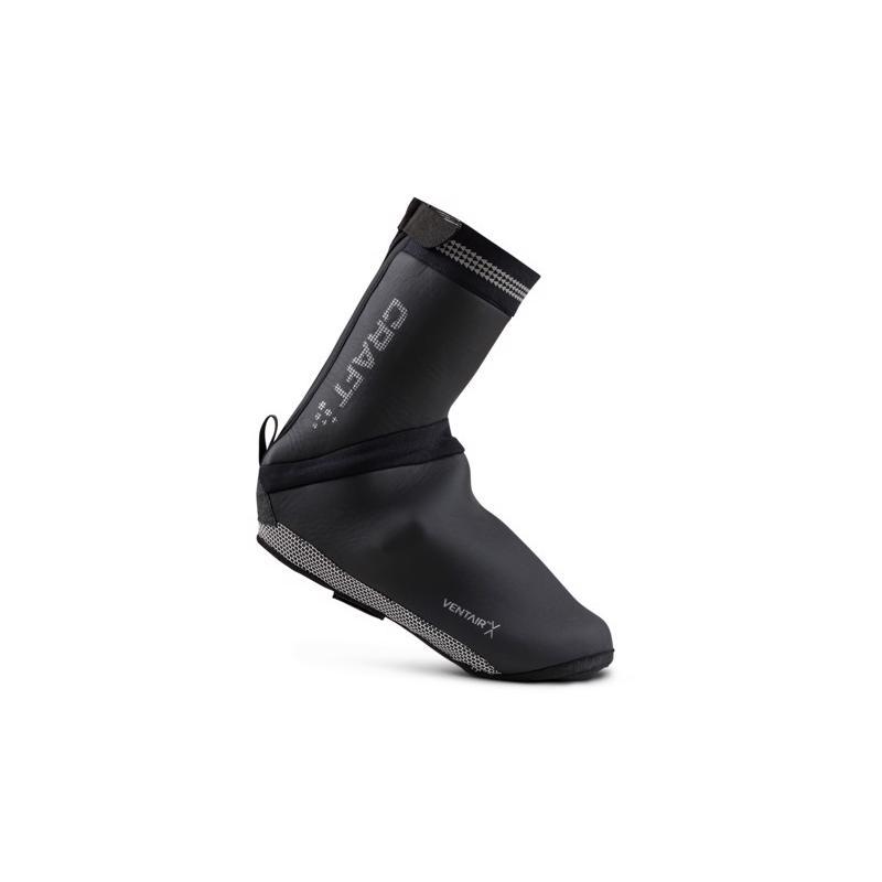 Návleky na boty Craft Siberian 1906577-999000 černé - Velikost L (43-45)