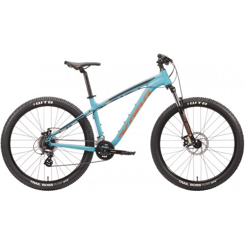 Kona Lanai 2020 - modrá (27,5) - velikost XL, 53 cm (21)