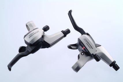 SHIMANO LX Dual Control STM580 - levá brzdová páka