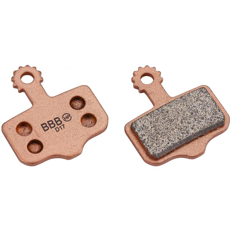 Brzdové destičky BBB DISCSTOP BBS-441S