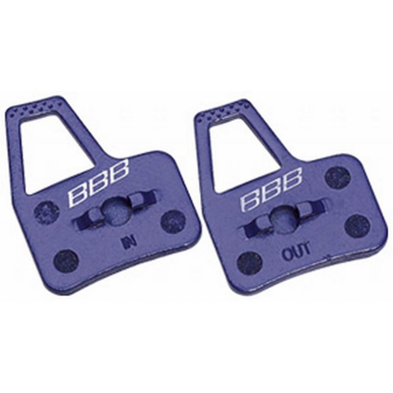 Brzdové destičky BBB DISCSTOP BBS-49
