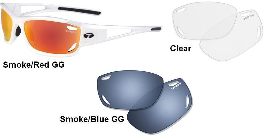 Brýle TIFOSI Dolomite Pearl White