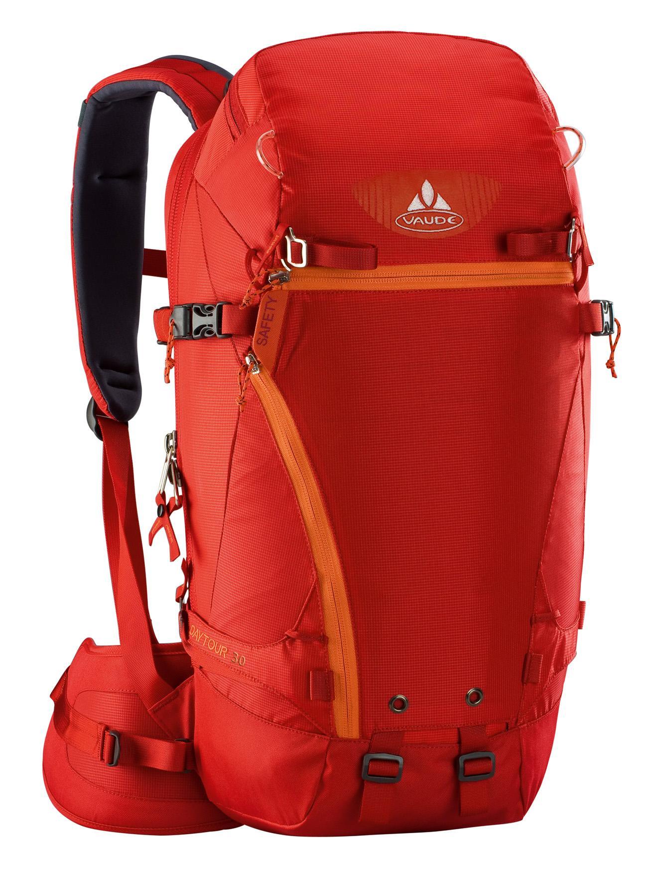 Lyžařský batoh VAUDE Daytour 30 - Alpine - hodnocení produktu  7cf27ef0a2