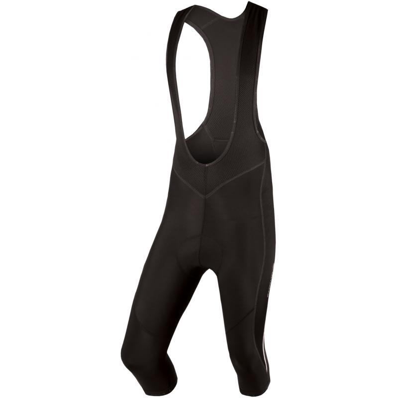 3/4 Kalhoty Endura FS260 Pro - pánské, elastické, lacl, černá - E7014BK - velikost S