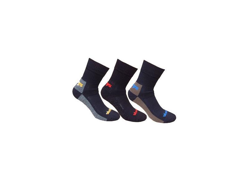 Ponožky VAVRYS TREK COOLMAX 3-PACK - 37-39