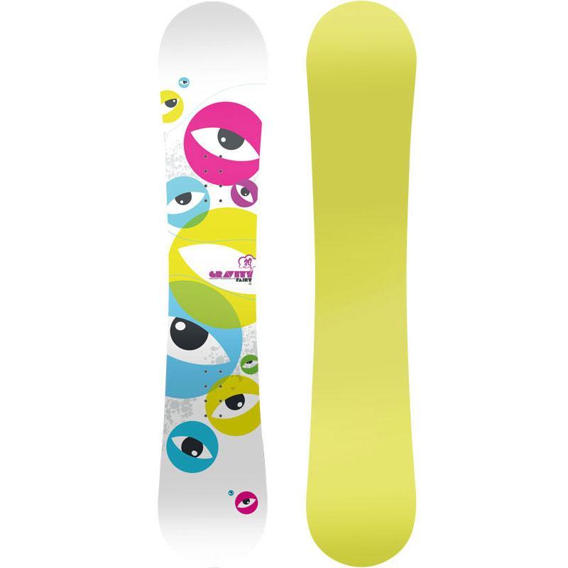 0af23962aa Dětský snowboard Gravity Fairy - Velikost  140