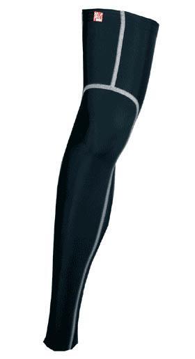 Návleky na nohy Pells Roubaix- černé  177255d0b6
