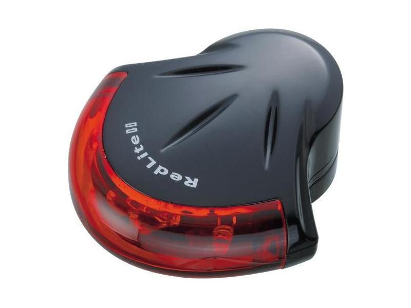 Zadní světlo TOPEAK RED LITE II černá TMS035B