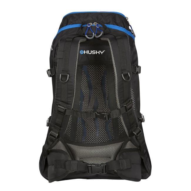 0c18a6a100 Turistický batoh Husky Salmon 35l - modrá černá