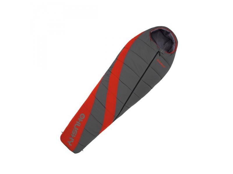 Spacák Extreme Husky Emotion -22°C - černá/červená