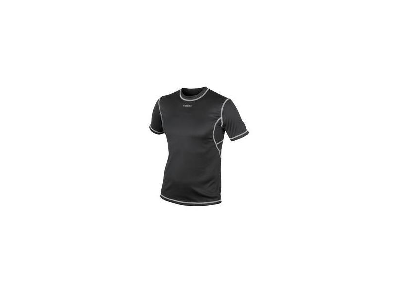 Pánské funkční triko ETAPE Element kr. rukáv černé - velikost 3XL