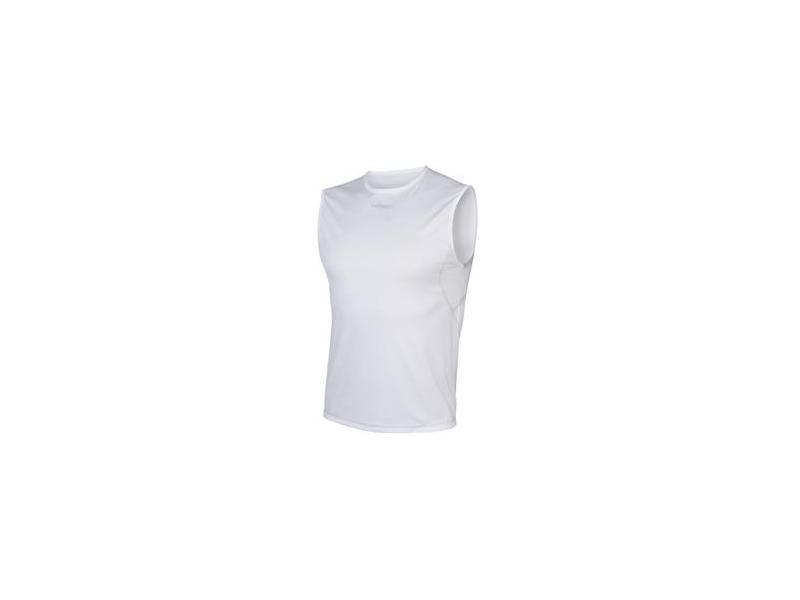 Pánské funkční triko ETAPE Element Scampolo bílé - velikost 3XL