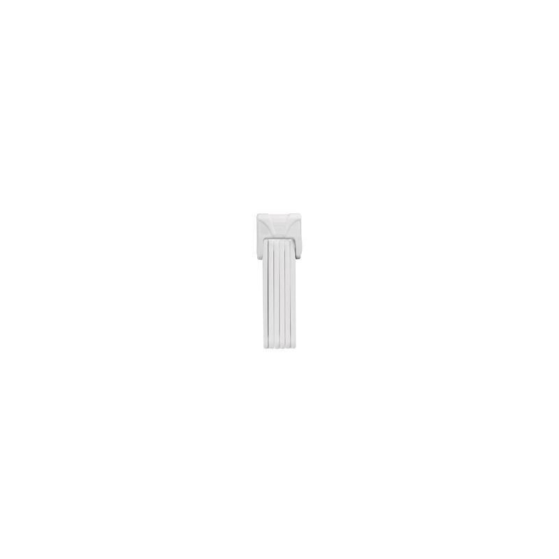 Zámek na kolo ABUS Bordo Lite 6050/85 white
